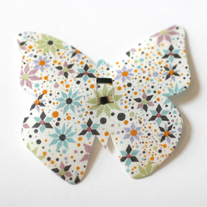The new butterflies by Silo #9