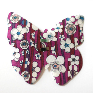 The new butterflies by Silo #12