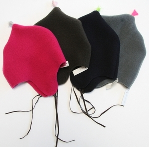 Makie Wool Bonnet (4 colors)