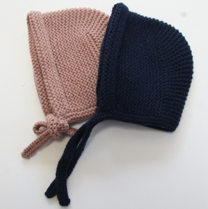 Papillon Cashmere Birth Hat (2colors)