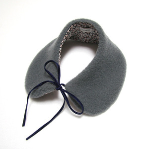 Makie Wool Fleece Collar (gray)