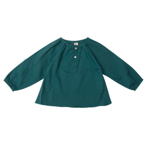Ketiketa Alice Blouse (dark green)