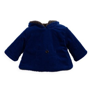 Bonton Baby Coat (Blue)