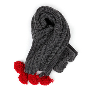 Vent Conrtaire Wool Scarf (grey)