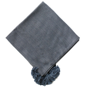 Wool Scarf (grey)