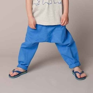 Baggy Chinos (intense blue)