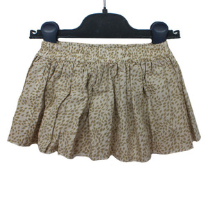 Leaf Skirt (beige)