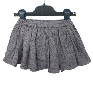 Leaf Skirt (gray)