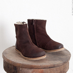 Boots Suede #122