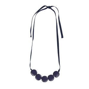 30%_Heg Necklace (navy)