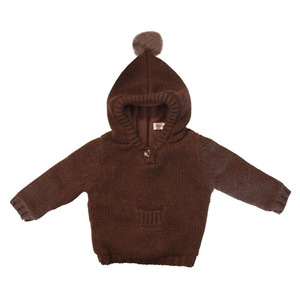 Baby Burnou (brown)