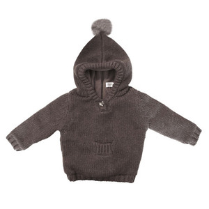 Baby Burnou (dark grey)