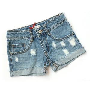 Little Paul & Joe Denim short Blue