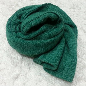 Light Loose Stole (emerald)