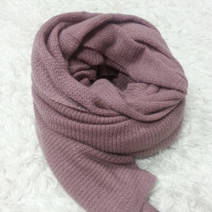 Light Loose Stole (amethyst)