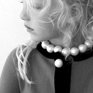 Dolly Pearl Necklace