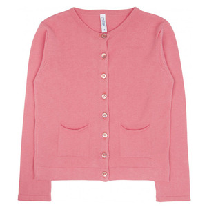Jasmine Cardigan (flamingo)