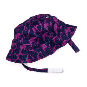 Eggbaby Cotton sun hat (Violet)