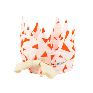 Crown (orange triangle)