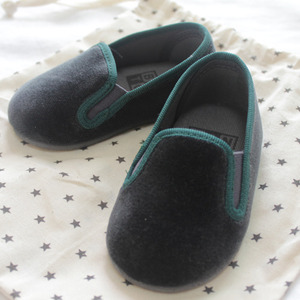Chaussons (gris)