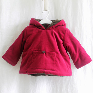 Camion Coat (rouge)