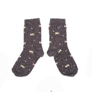 (4y)Crown Socks
