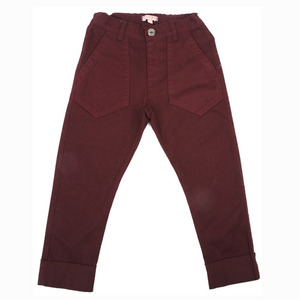 (2y) Bordeaux Trousers
