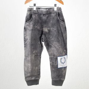 (2/3y)S/baggy Age-worn pants Venice #118