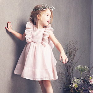 [4y]Mae Dress (orchid ice)