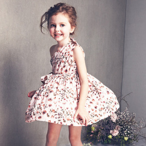 (1y)Olivia Dress (strawberry field)