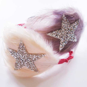 Star Feather Hairband (2colors)