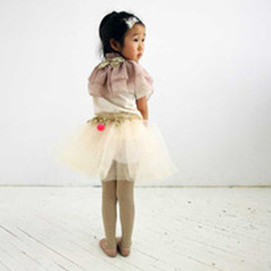 Royal Tutu (cream)