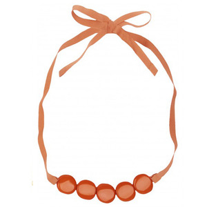Heg Necklace (orange)