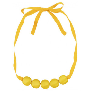 Heg Necklace (mustard)