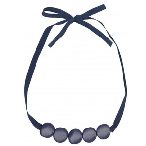 Heg Necklace (navy)