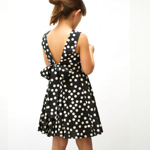 Vega Dress (polka dot)