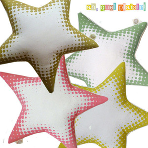 [2차입고]Ah, quel plaisir! Circus Star cushion