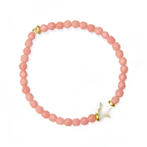 Bracelet Lucky Star (rose)