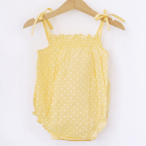 Poppy Romper (sunshine)