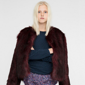 (8y)Fur Coat No.23