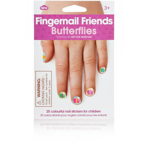 Fingernail Friedns Butterflies