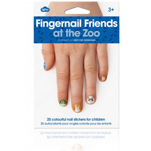Fingernail Friedns Zoo