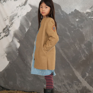 Mountains Coat #151