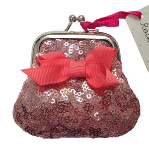 Mini Sequin Purse (3colors)