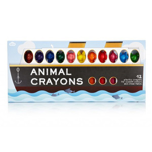 Animal Crayons (12packs)