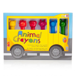 Animal Crayons (6packs)