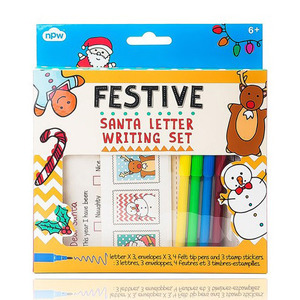 Santa Letter Writing Set