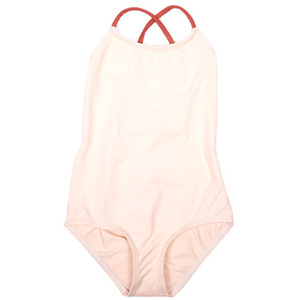 (2,4y)Swimsuit 400 (saumon)