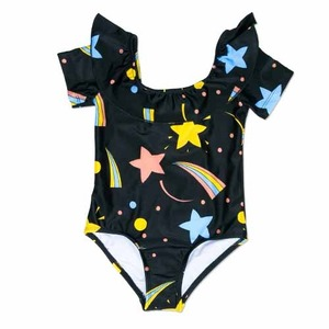 Space Swimsuit (black)