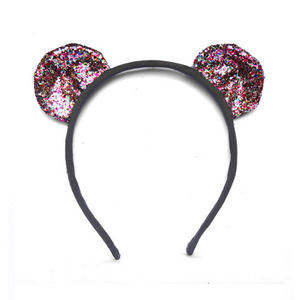 [재입고]Bear Hairband (multi)